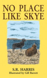 Book Cover No Place like Skye